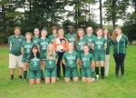 High School Girls Varsity Soccer Team